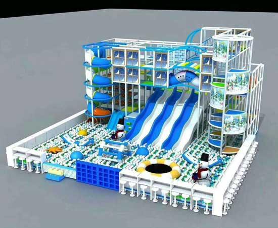 Commercial Grade indoor playground equipment